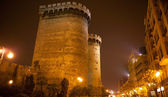 Torres de Quart Quarte in Valencia towers — Stock Photo