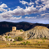 Esco in Huesca Aragon Pyrenees of Spain — Stock Photo