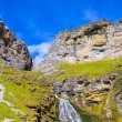Cascada Cola de Caballo at Ordesa Valley Pyrenees Spain — Stock Photo #40383771