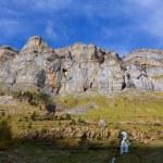 Circo de Soaso in Ordesa Valley Aragon Pyrenees spain — Stock Photo #40386941