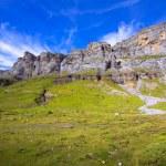 Circo de Soaso in Ordesa Valley Aragon Pyrenees spain — Stock Photo #40387061