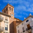 Segorbe Cathedral tower Castellon in Spain — Stock Photo #40397895