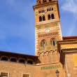 Teruel mudejar cathedral santa maria — Stock Photo