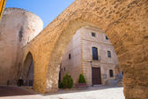 Segorbe Castellon Torre del Verdugo medieval Muralla Spain — Stock Photo