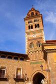 Teruel mudejar cathedral santa maria — Photo
