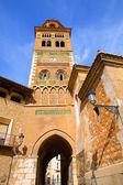 Teruel mudejar cathedral santa maria — Stock Photo