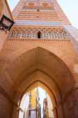 Aragon Teruel Torre de San Martin Mudejar UNESCO — Stock Photo