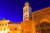 Aragon teruel katedrála santa maria unesco dědictví španělsko — Stock fotografie