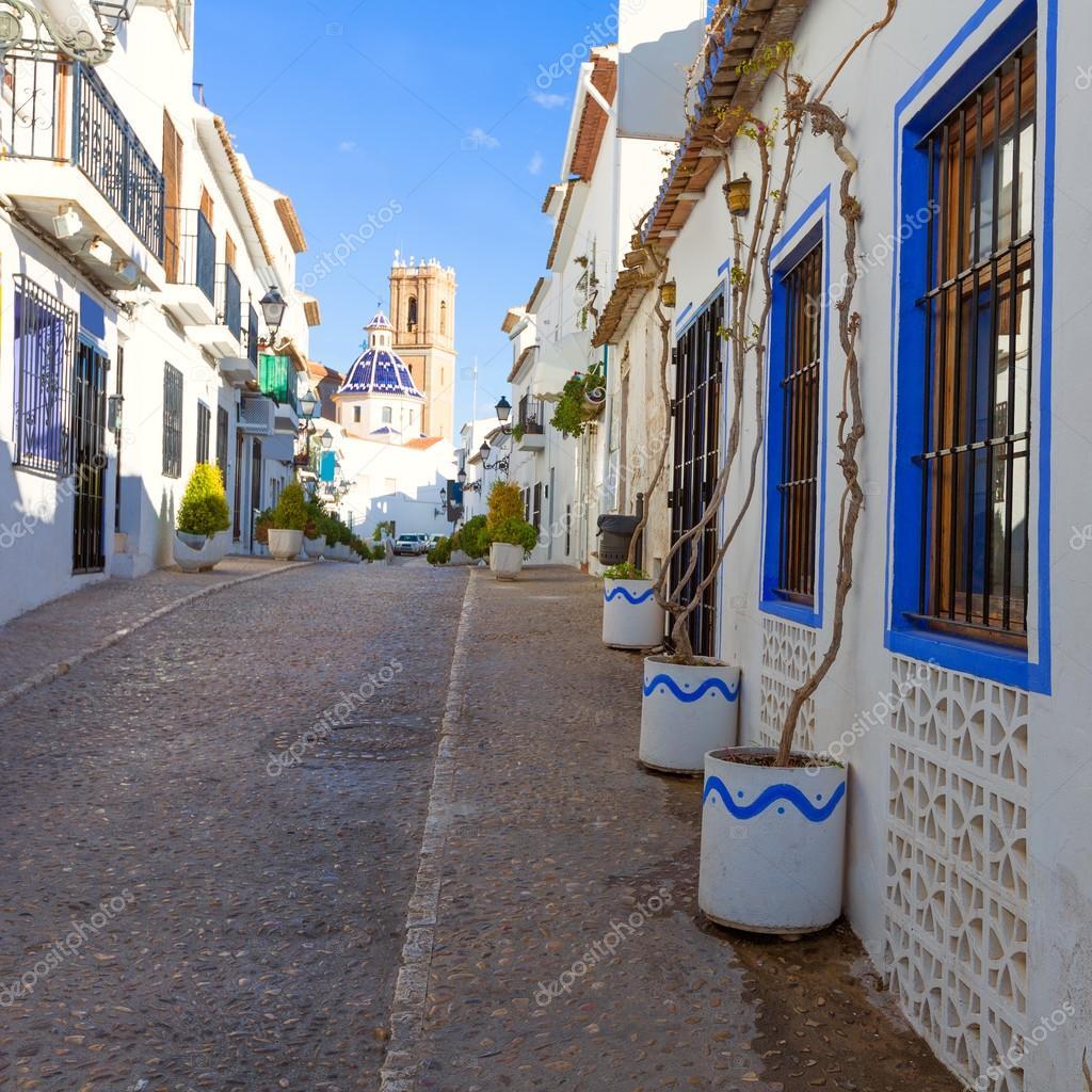 Дом в испании аликанте шопинг