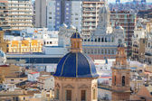 Valencia Santo Tomas church San Felipe Neri at Spain — Stock Photo
