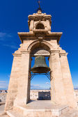 Valencia Miguelete belfry tower Micalet in Spain — Stock Photo