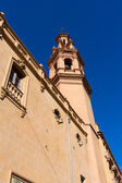 Valencia Navellos Church San Lorenzo square Spain — Stock Photo