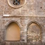 Valencia Santa Catalina church plaza Lope de Vega Spain — Stock Photo #43343947
