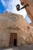 Valencia Santa Catalina church plaza Lope de Vega Spain — Stock Photo