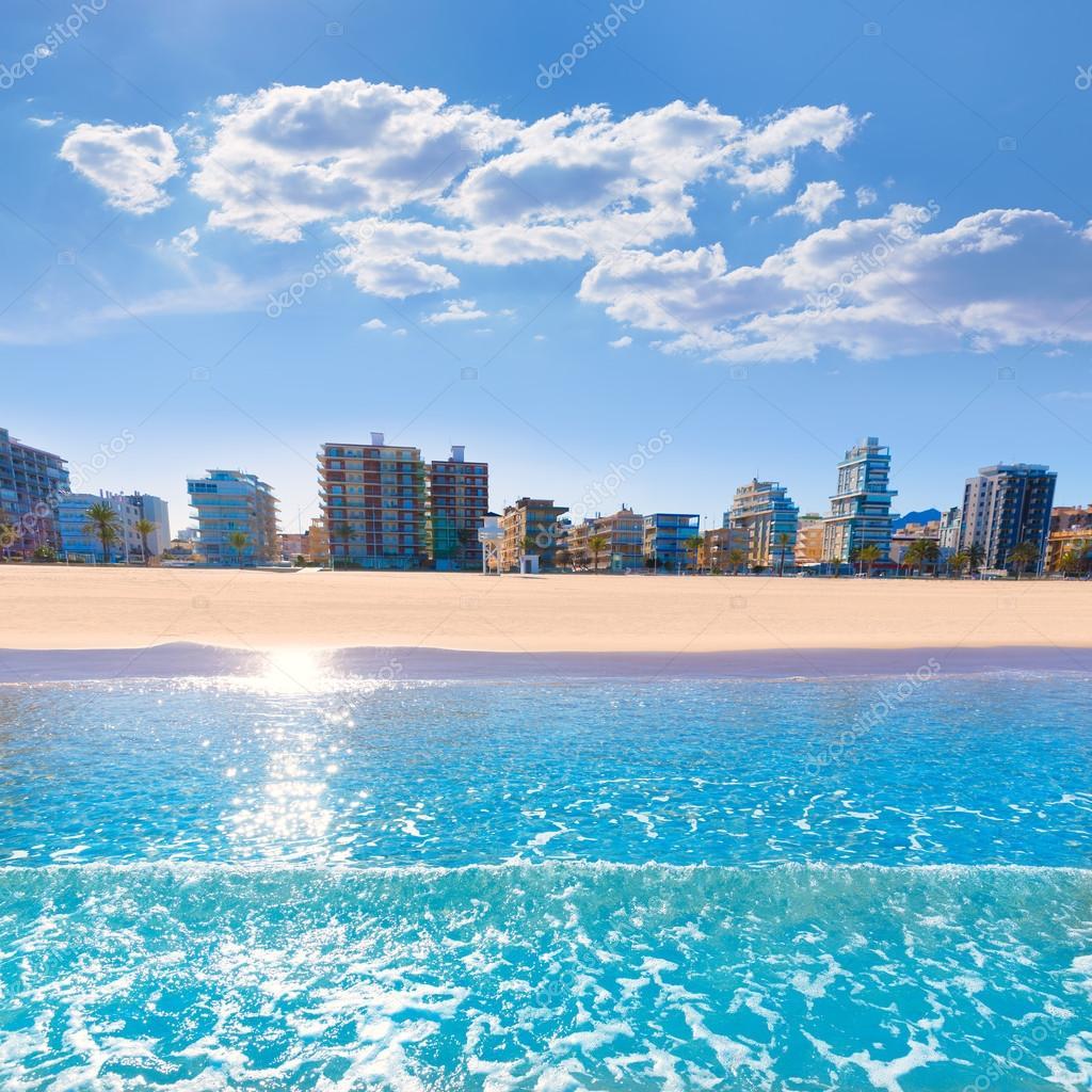 Gandia playa nord spiaggia spiaggia a valencia in spagna for Spiaggia malvarrosa valencia