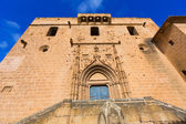 Javea Xabia Sant Bertomeu church Alicante Spain — Stock Photo