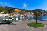 Javea Xabia marina Club Nautico in Alicante Spain — Photo