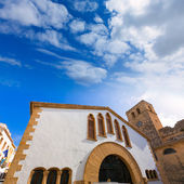 Javea Sant Abastos market in Alicante — Stock Photo