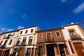 Javea Xabia alten Straßen in Alicante Spanien — Stockfoto