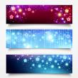 Christmas banners — Stock Vector #14242889