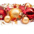 Christmas decoration — Stock Photo #16858375