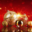 Christmas balls — Stock Photo #31960783