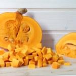 Hokkaido pumpkin — Stock Photo #16649059