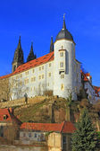 Old Bishops Castle Meissen — Stock Photo