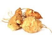Jerusalem artichoke — Stock Photo