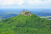 Hohenzollern Castle — Stock Photo