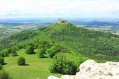 Hohenzollern Castle — Stock Photo
