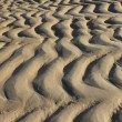 Sand waves — Stock Photo