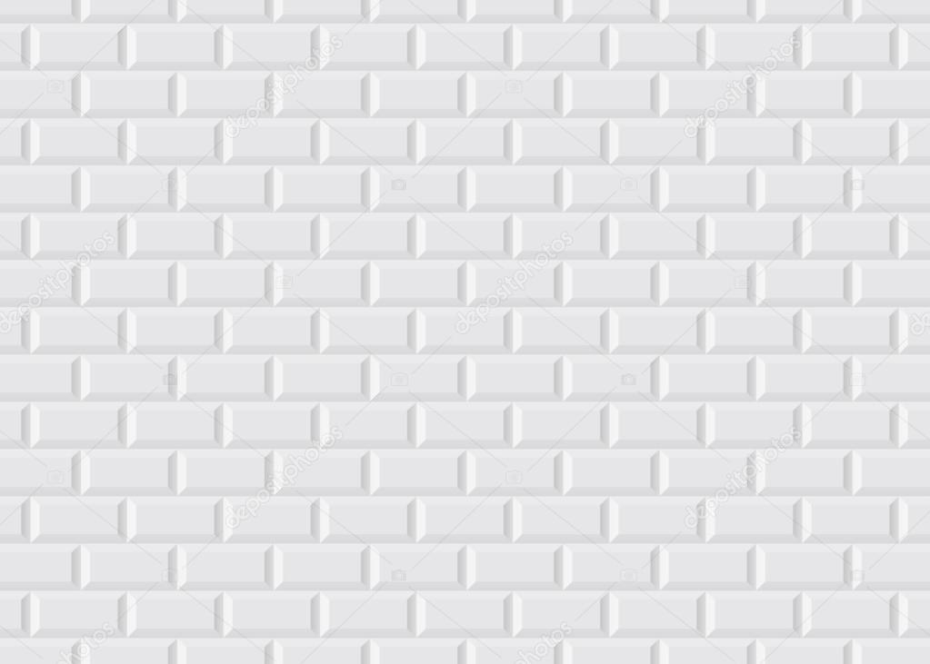 Blanc Carrelage M Tro Parisien Photo 15705561