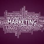 Marketing - Words — Stock Vector