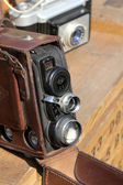 Old 8mm camera — Photo
