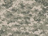 Camouflage pixels — Stock Vector