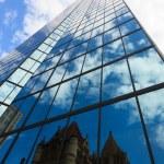 Office building in Boston, Massachusetts — Stock Photo