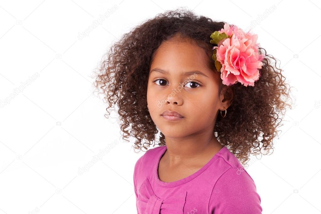 非洲可爱小孩儿