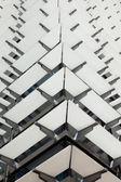 Building design pattern in Washington DC — Stock Photo