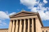Philadelphia muzeum sztuki wejście - Pensylwania - usa — Zdjęcie stockowe