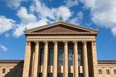Philadelphia art museum entrance - Pennsylvania - USA — Stock Photo