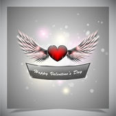 Abstract valentine days background — Vetor de Stock