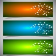 Abstract banners. — Stock Vector #22909974