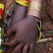 Royalty-Free Stock Photo: Hands of the Ethiopian women