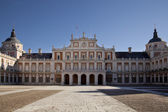 The royal palace — Stock Photo