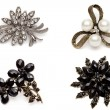 Stock Photo: Brooch
