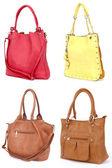 Woman handbag — Stock Photo