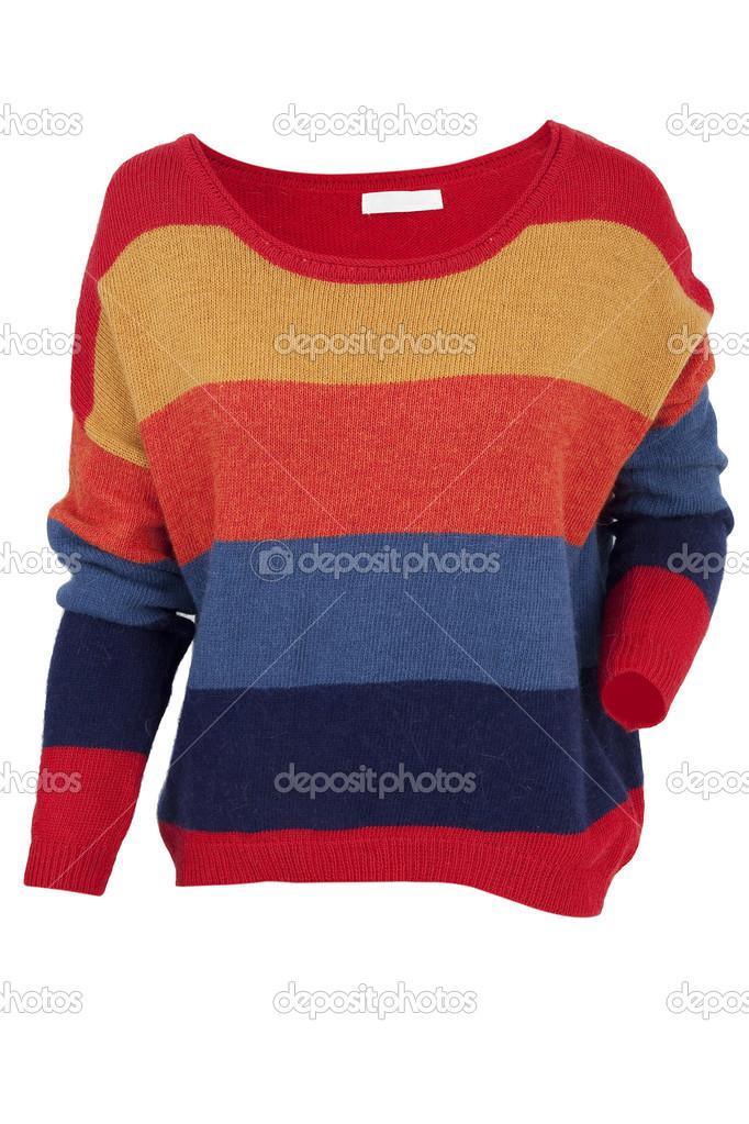 Разноцветный Джемпер С Доставкой