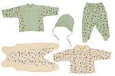 婴儿衣服 — 图库照片