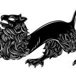 ������, ������: Heraldic lion